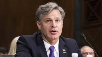 A GOP Senator To FBI Nominee Christopher Wray: 'I Want You To Be Like Dirty Harry With The Bad Guys'