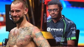 CM Punk Consoled Esports God Victor 'Punk' Woodley After A Devastating Loss