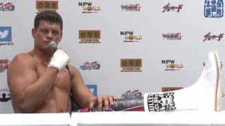 New Japan Pro Wrestling G1 Special Night One Results