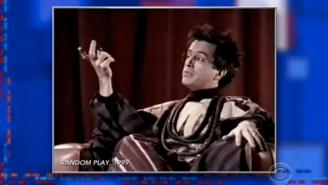 Michael Showalter And Stephen Colbert Unearth Their 20-Year-Old Unaired Sketch Comedy Show