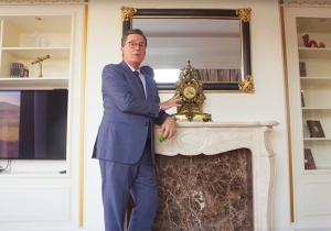 Stephen Colbert Gives An 'MTV Cribs' Tour Of Trump's Alleged Pee-Pee Tape Hotel Room
