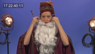 Aubrey Plaza, Nick Offerman And More Audition For The Role Of 'Teen Dumbledore' On 'Conan'
