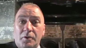 The Congressman Who Filmed A Statement Inside An Auschwitz Gas Chamber Has Apologized