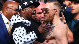 Conor McGregor Declares Floyd Mayweather Is 'Out Of These Current Fight Negotiations'