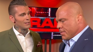 WWE Raw Ratings Surged To A 3-Month High Thanks To Kurt Angle's News
