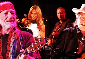 Willie Nelson's Outlaw Festival Is A Mindblowing Showcase Of Country's Past, Present And Future