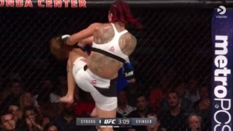 UFC 214: Cris Cyborg Destroys Tonya Evinger To Become The UFC Featherweight Champion
