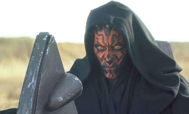 True 'Star Wars' Fan Mark Hamill Can't Believe Darth Maul Wasn't In The Entire Prequel Trilogy