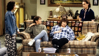 The 'Roseanne' Revival Won't Be Pretending David Never Existed, With Or Without Johnny Galecki