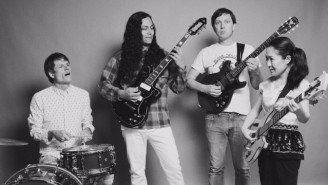 Deerhoof Have Something To Say To Bill Clinton On Their New Single Featuring Queens Rapper Awkwafina