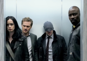 Netflix Brings 'The Defenders' Trailer And First Episode To Comic-Con For A Showstopping Appearance