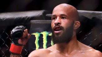 The ESPYs Didn't Bother To Mention That Demetrious Johnson Won Fighter Of The Year