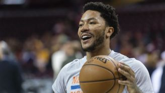 Stephon Marbury Thinks It's 'A Crime' That Derrick Rose Isn't Getting Paid More By The Cavs