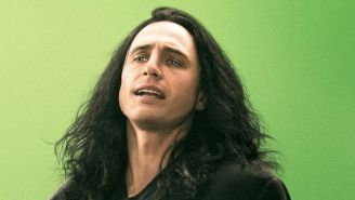 James Franco's 'The Disaster Artist' Billboard Is A Tribute To 'The Room'