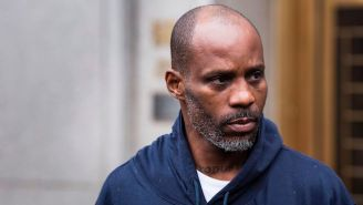 DMX Made Bail And Pleaded Not Guilty To Tax Fraud