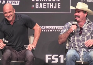 The UFC Legends Q&A Had Tito Ortiz, Don Frye, And Bas Rutten Telling Some Wild Stories Of The Old Days