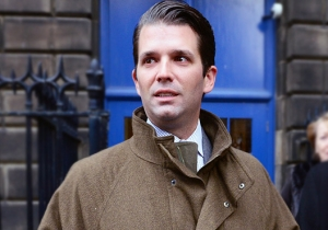 Report: Donald Trump Jr. Held His Infamous Russian Lawyer Meeting To Determine Clinton's 'Fitness'