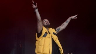 Drake Used His Surprise Canada Day Performance To Honor His Country's Indigenous People