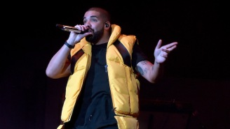 Drake Teased A New Song Featuring Dubstep Producer Peverelist During A Midnight Run