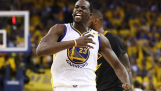 Draymond Green Was 'F*cking Miserable' Following The 2016 NBA Finals