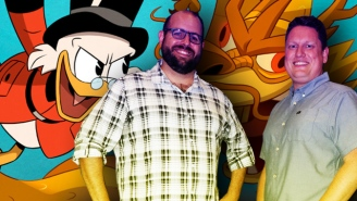 The Creative Team Behind 'DuckTales' Explains Why The New Series Isn't A Reboot