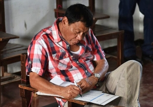 Philippine President Rodrigo Duterte Threatens To Bomb Tribal Schools He Believes Are Stirring Upheaval