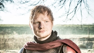 Ed Sheeran Explains Where He Thinks His 'Game of Thrones' Character Is Now