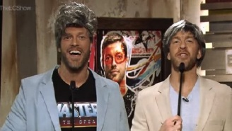 Edge And Christian's WWE Network Show Will Not Be Coming Back