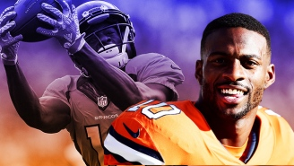 Broncos Wide Receiver Emmanuel Sanders Talks To Us About Everything But Football