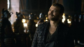 What Euron Greyjoy From 'Game of Thrones' Looks Like