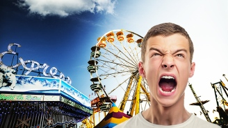 The Scariest Rides At The Fair, Ranked By An Anxious Man