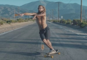 Skrillex And Poo Bear's Joyful 'Would You Ever' Video Might Make Dancing Skaters A Thing