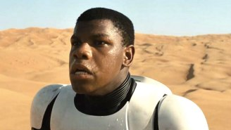 John Boyega Calls Out 'Game Of Thrones' For The Show's Lack Of Diversity