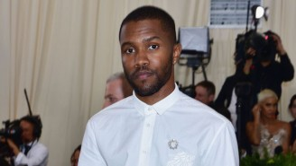 Frank Ocean Teases New Music On His Newly Public Instagram Account