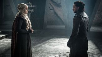 Ice And Fire Finally Meet On 'Game Of Thrones.' It Doesn't Go Well