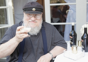 Fans Are Starting To Think George R.R. Martin Has Finished 'Winds Of Winter' In Secret