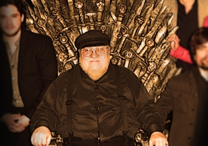 George R.R. Martin Finally Updates 'Game Of Thrones' Fans On The Status Of His Next Book Release