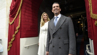 Donald Trump Jr. Defends Ivanka Sitting In For The President During The G20 Summit