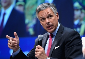 Trump Nominates Jon Huntsman, Who He Previously Bashed On Twitter, To Be The U.S Ambassador To Russia
