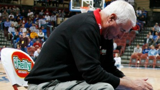 Report: Legendary Basketball Coach Bobby Knight Was Accused Of Groping Four Women From A U.S. Spy Agency