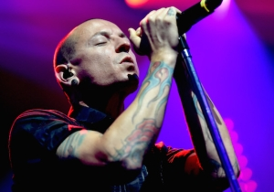 Report: Linkin Park's Chester Bennington Could Be Buried Next To Friend Chris Cornell