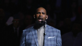 There's A Petition To Get R. Kelly Dropped From His Label And It Has Thousands Of Signatures