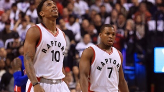 The Raptors' Latest Trades Show The Issues Of Building Around Their High Priced Backcourt