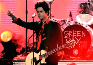 Green Day Defends Playing A Festival Set Shortly After An Acrobat Fell To His Death, Say They're 'Not Heartless People'