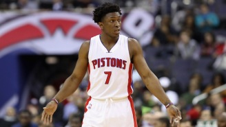 Pistons Forward Stanley Johnson Is Ready To Make Up For A Rough Sophomore Campaign
