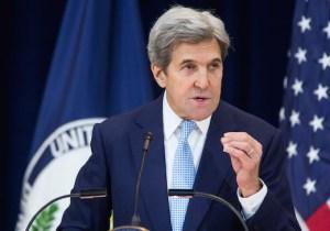John Kerry Blasts Trump's Transgender Military Ban, Saying It's Against America's Values