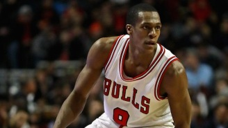 The Lakers May Use Their Remaining Cap Space To Bring In Rajon Rondo