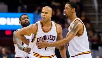 Richard Jefferson And Channing Frye Denied Being Behind The 'Pretty F*cking Good' Team Quote