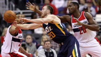 The Jazz Are Already Moving On To Plan B After Gordon Hayward Left For Boston