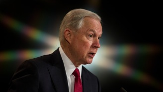 Report: Intelligence Suggests That Jeff Sessions Discussed The Trump Campaign With A Russian Ambassador